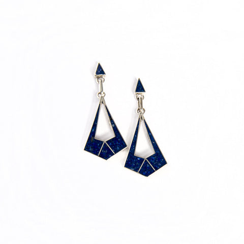 Caucaman Earrings