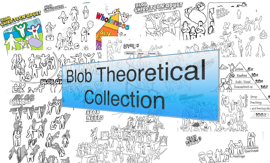 Blob Theoretical Collection