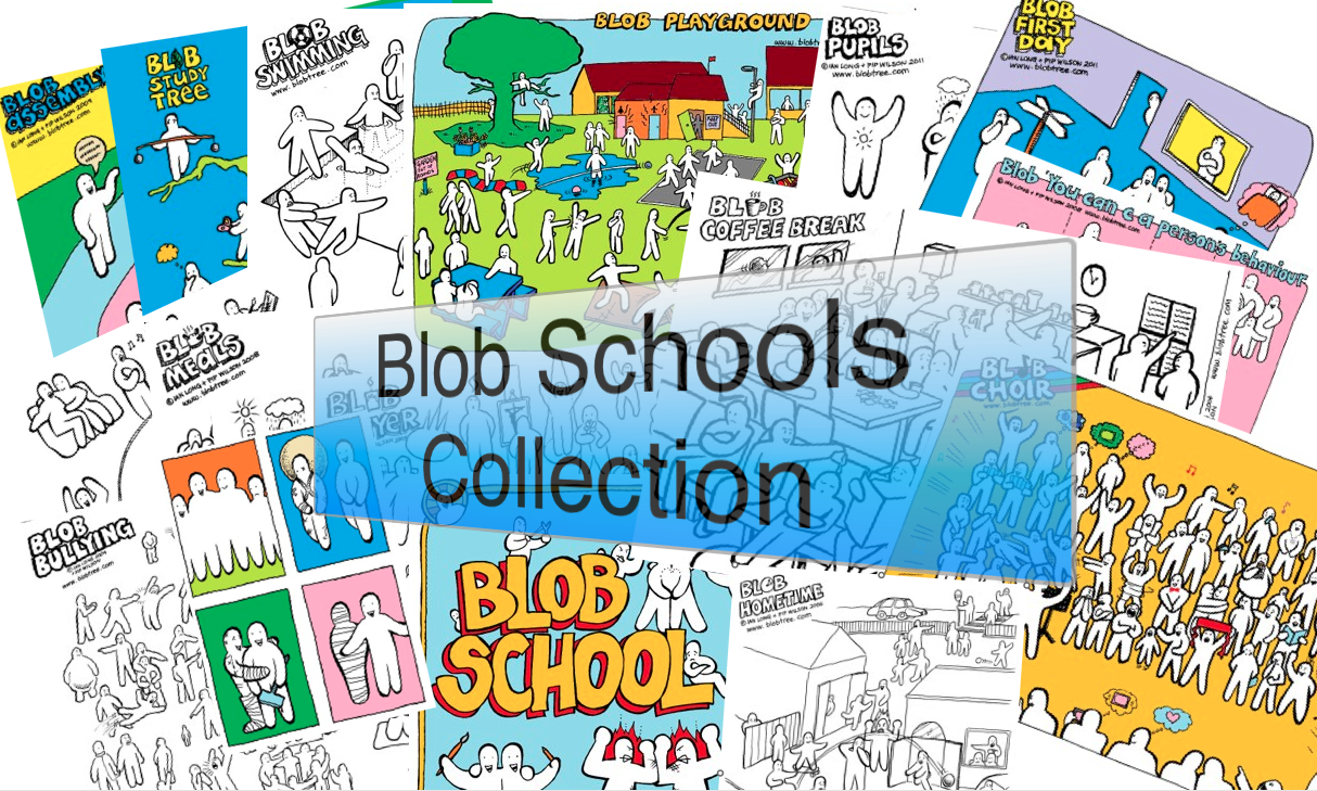 Blob Schools Collection