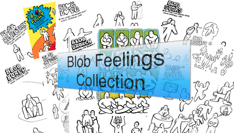 Blob Feelings Collection