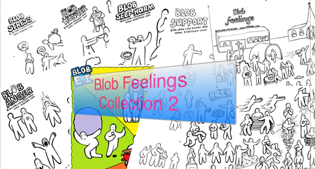 Blob Feelings Collection 2