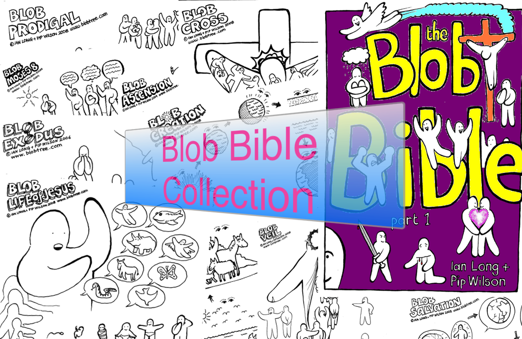 Blob Bible Collection