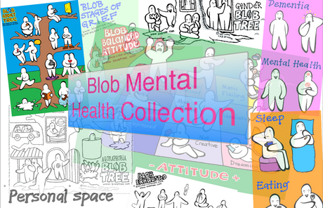 Blob Mental Health Collection