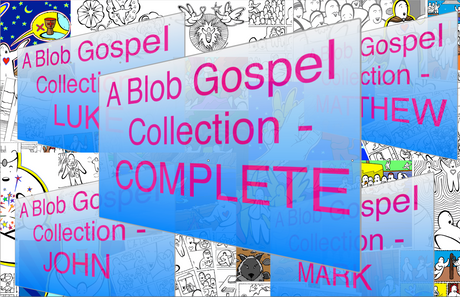 A Blob Gospel Collection - Complete