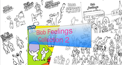 A Blob Feelings Collection 2