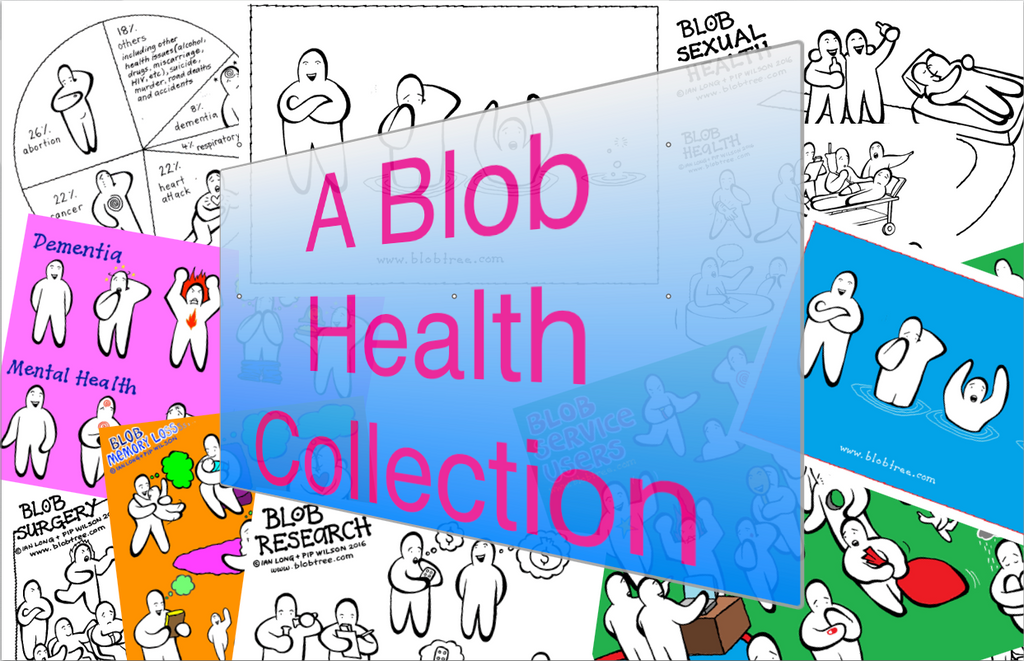A Blob Health Collection
