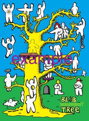 Blob Bereavement Tree
