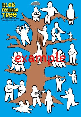 Blob Feelings Tree