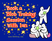 Book A Blob Training Session With Ian Long