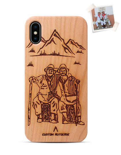 outlet store 24dd9 6e5d8 Carbon Fiber, Wood, and Plastic iPhone Cases for Car Enthusiasts ...