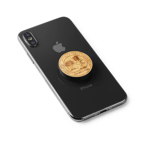 AMG Wood Pop Socket