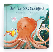 Load image into Gallery viewer, The Fearless Octopus - Book - Jellycat