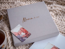 Load image into Gallery viewer, Mama & Me - Journal - Grey (Boxed) - Write To Me