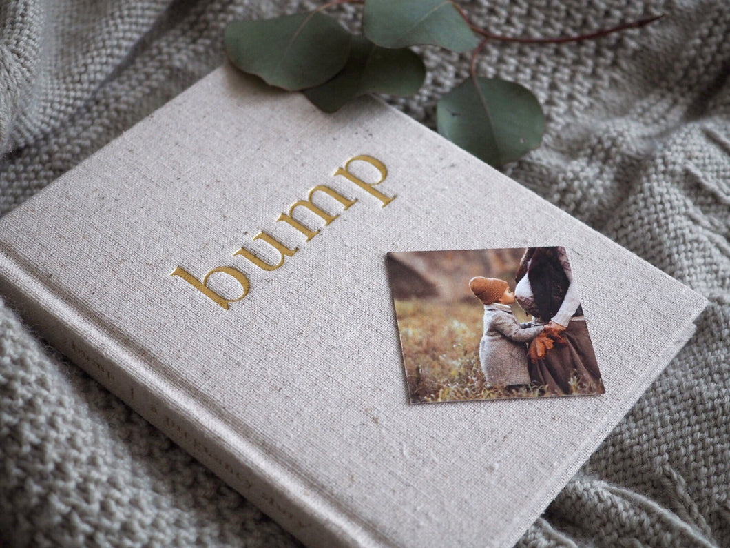 Bump - A Pregnancy Story - Journal - Natural - Write To Me