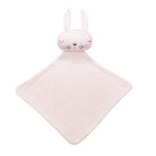 Load image into Gallery viewer, Comforter - Bunny - Pink - Mister Fly