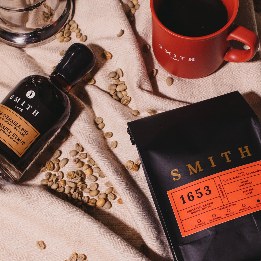 Coffret érable Smith