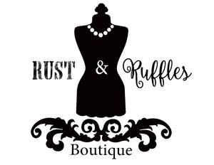 Shop Rust & Ruffles Boutique for quality style, affordable