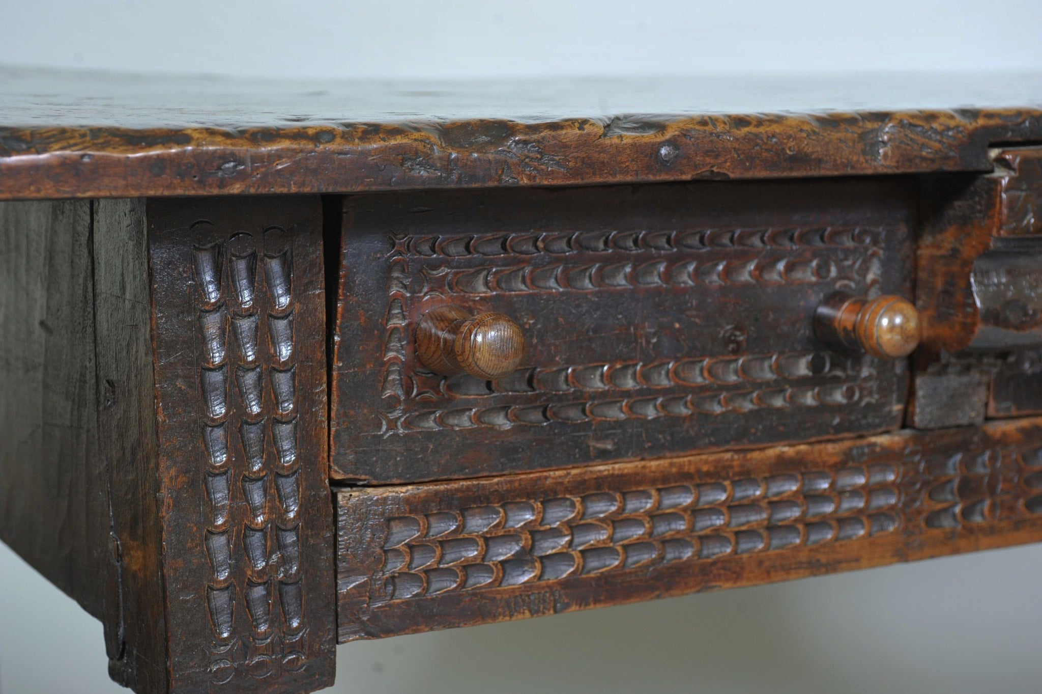 Seventeenth Century Spanish Walnut Table