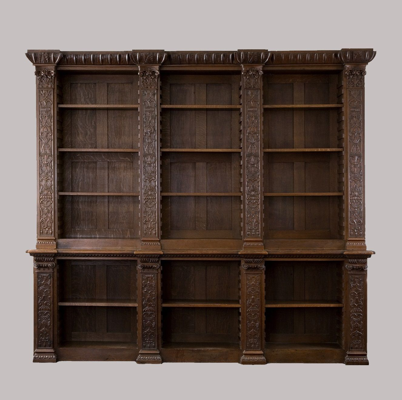 Antiquarian Bookcase