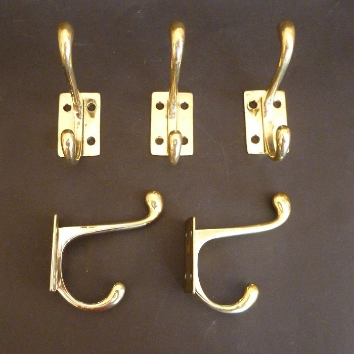 Set of 5 Double Hooks (6071)