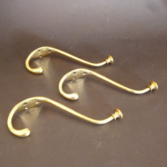 Set of 3 Long Double Hooks (6015)