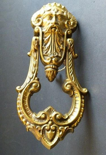 Neptune Door Knocker  (124)