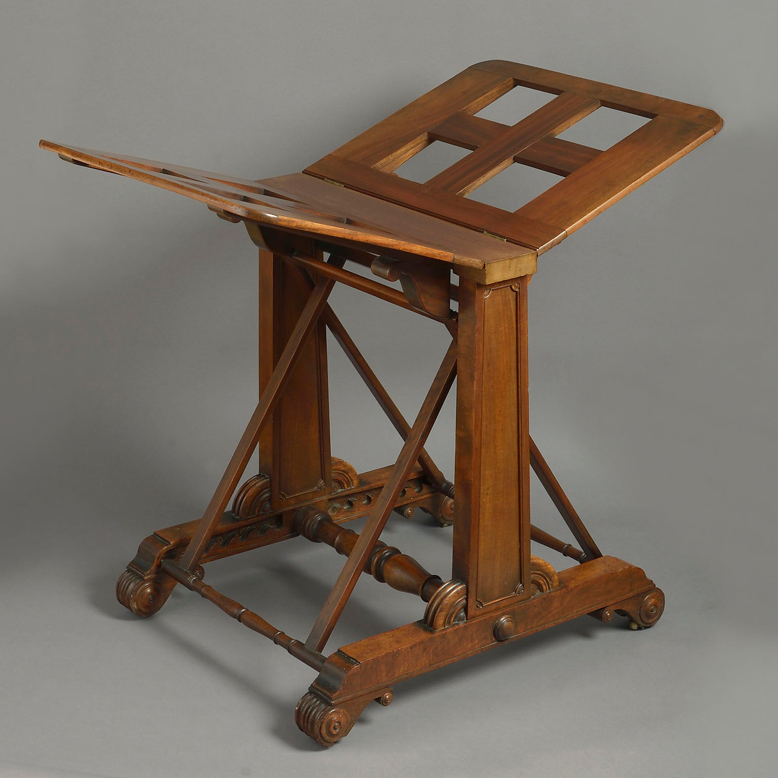 George IV Mechanical Folio Stand