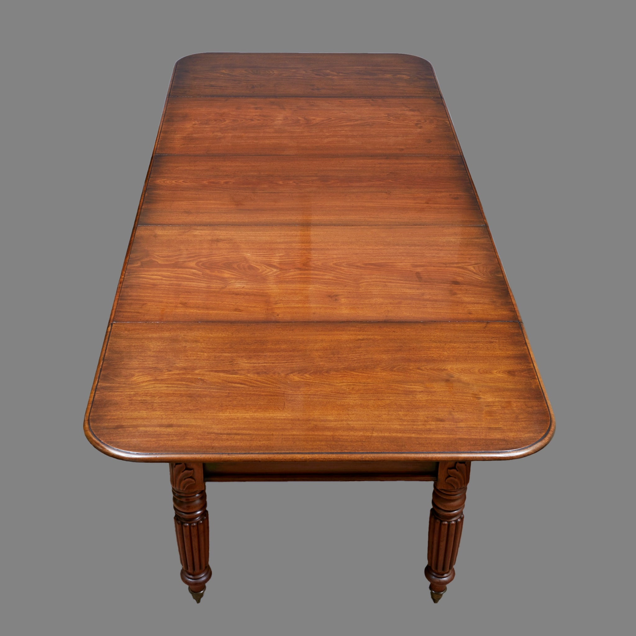 Large George IV Mahogany Dining Table