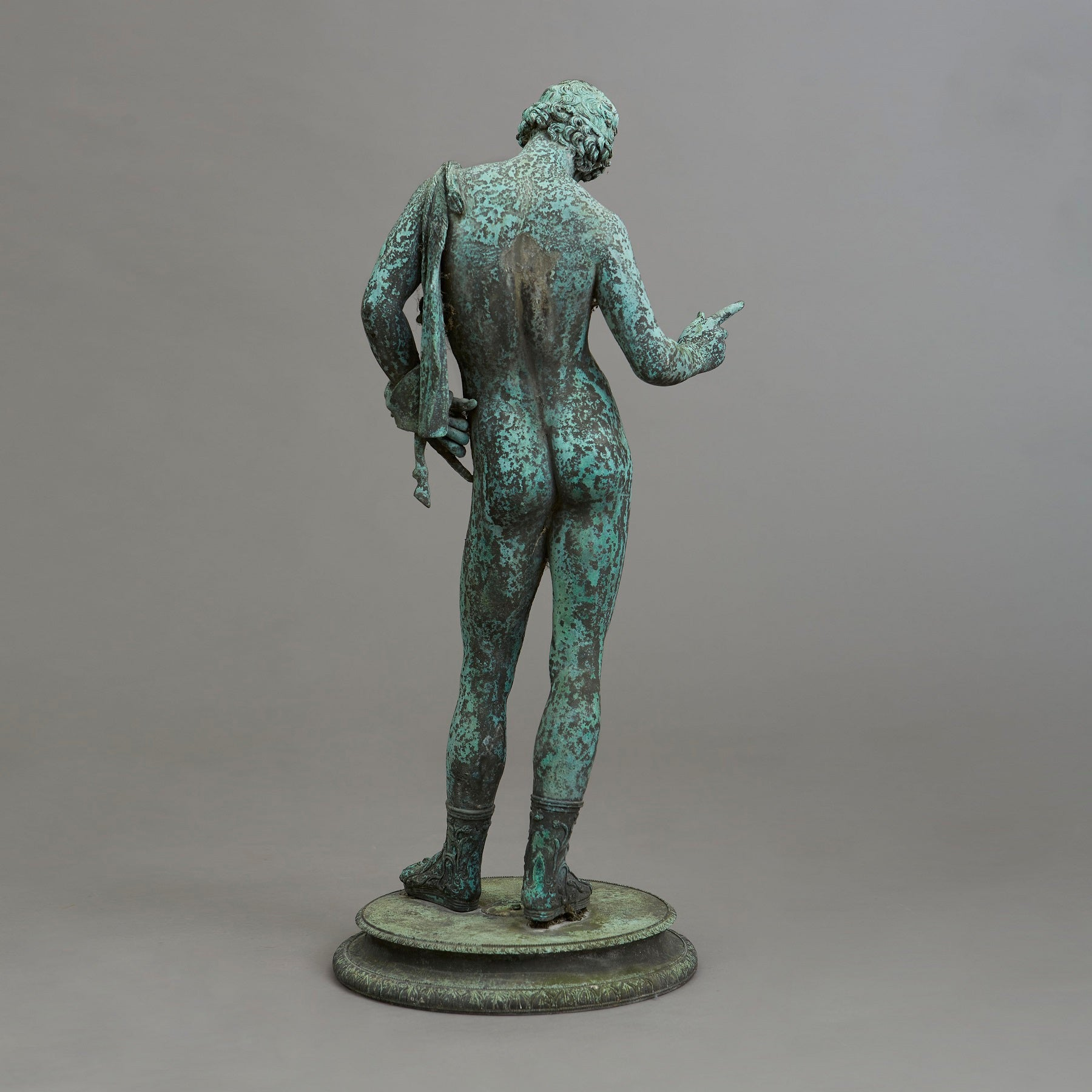 Bronze Sculpture of Dionysus
