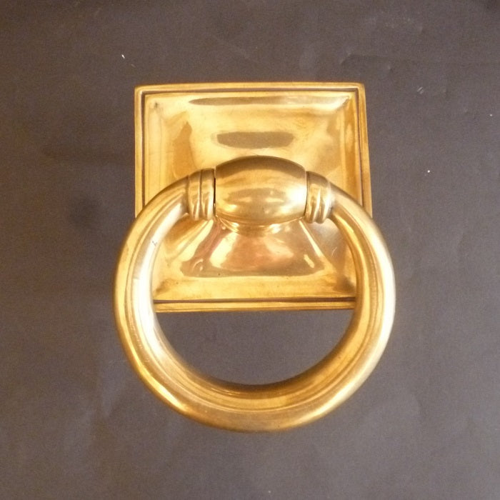 Bronze Centre Door Ring Pull (2580)