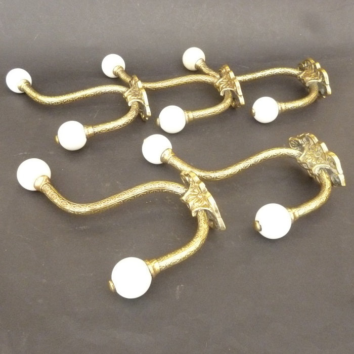 Set of 5 Victorian Double Hooks (3239)
