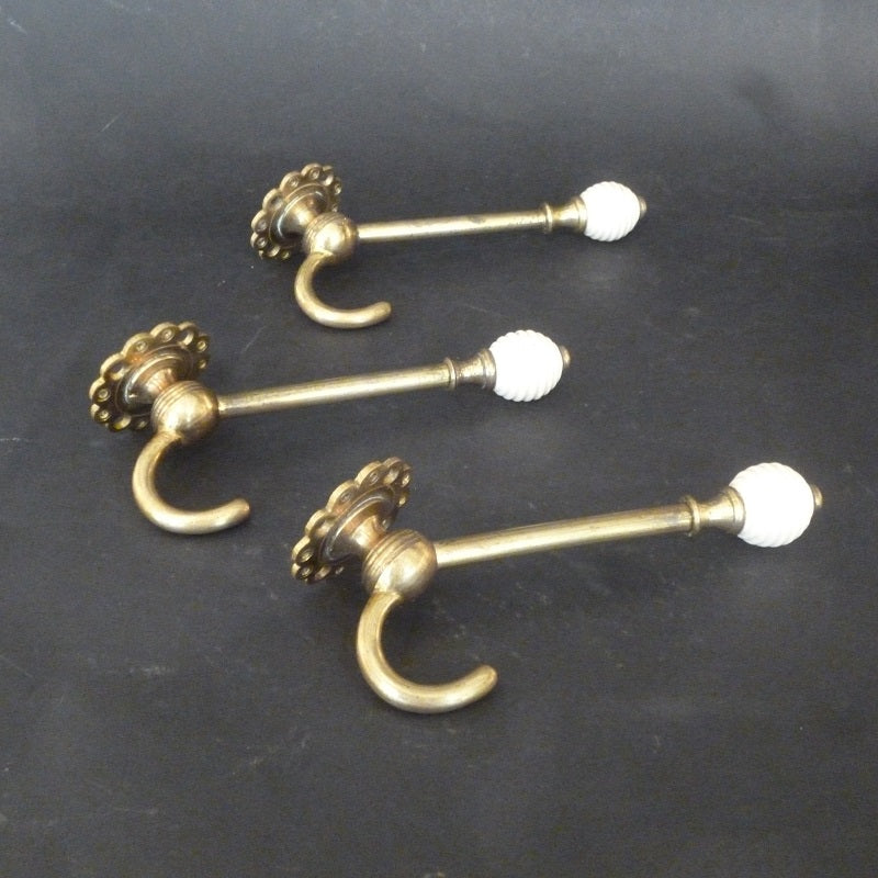Set of 3 Double Hooks  (6193)