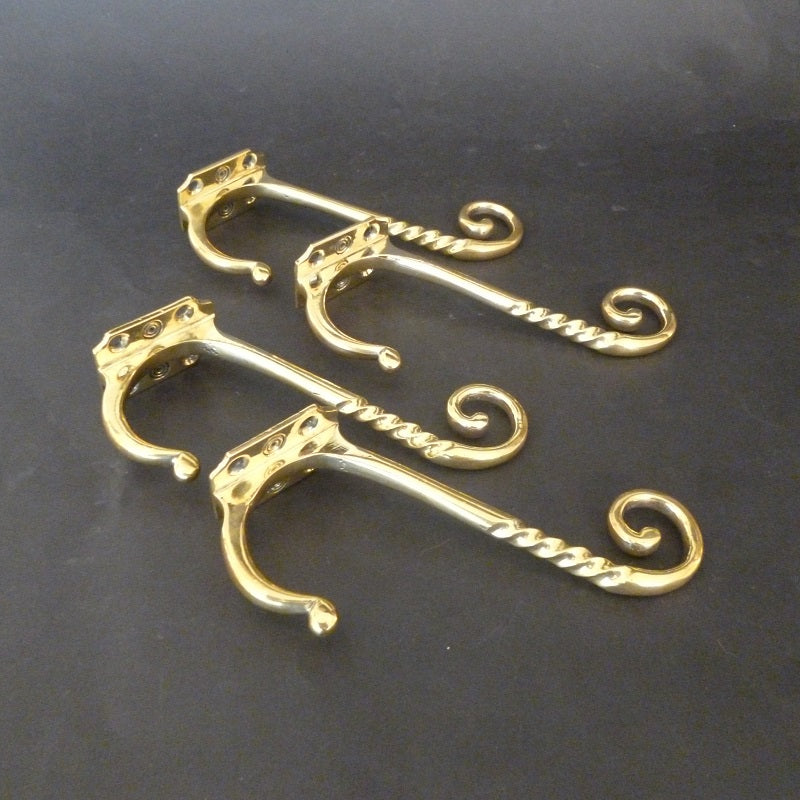 Set of 4 Double Hooks (6218)
