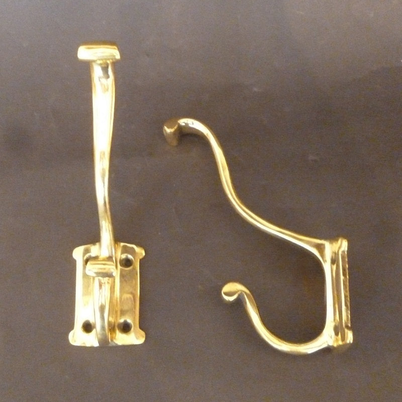 Pair of Edwardian Double Hooks (6307)