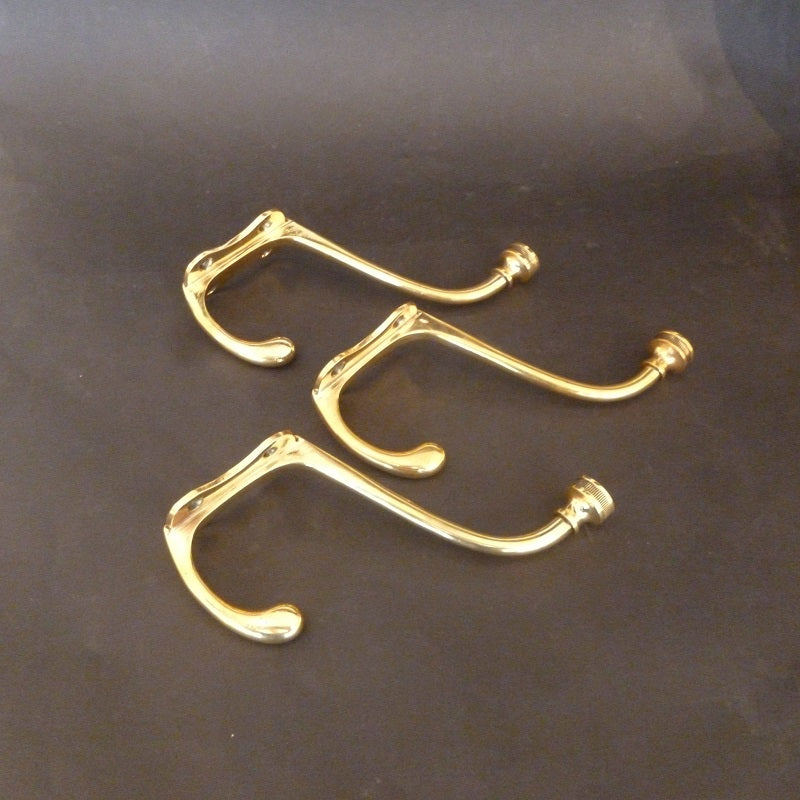 Set of 3 large Double Hooks (6457)