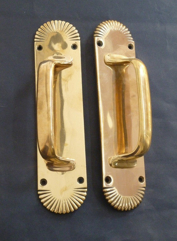 Pair of Door Pulls (1814)