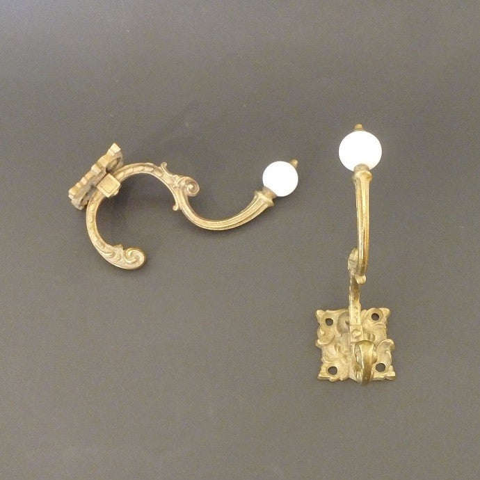 Pair of Victorian Double Hooks (546)