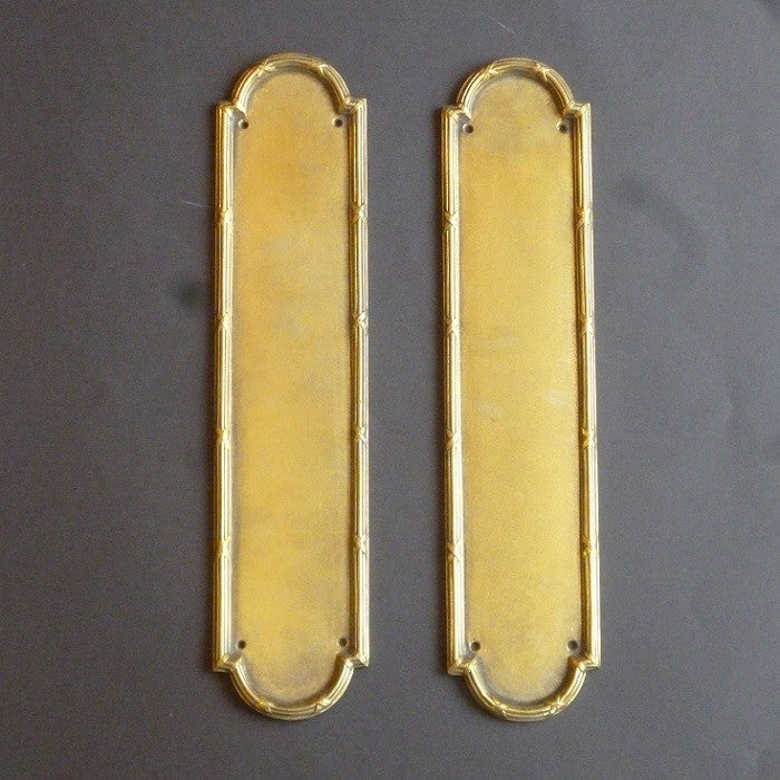 Pair of Door Plates (281)