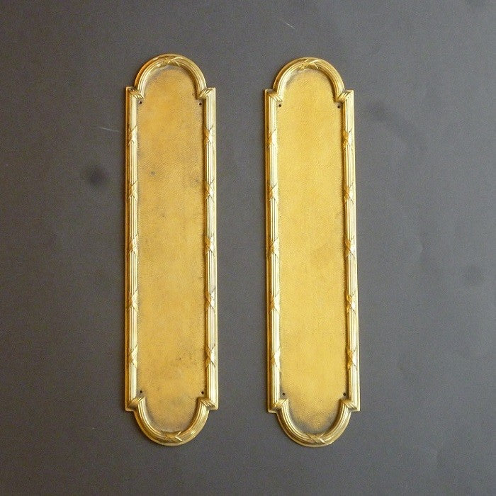 Pair of Door Plates (280)