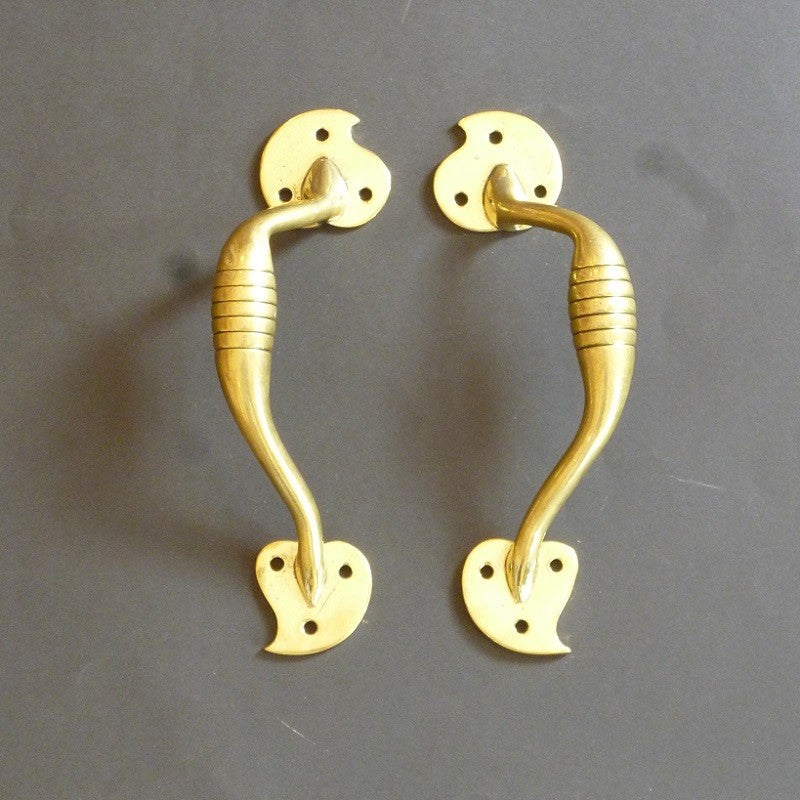 Pair of Door Pulls (2118)