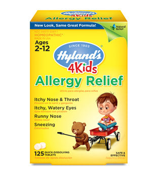 Hyland's 4Kids Allergy Relief Tablets