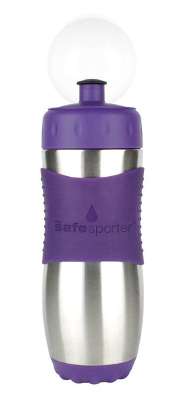 Safe Sporter Water Bottle