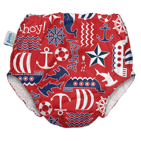 Swim Baby Swim Diapers - XLarge (25-31 lbs)