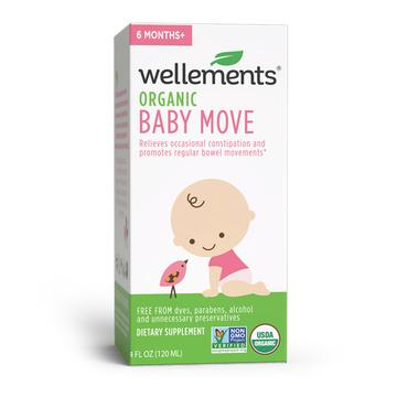 Wellements Organic Baby Move