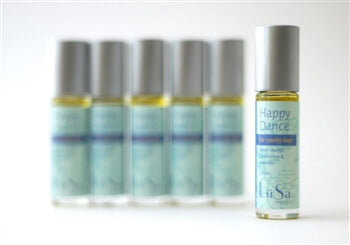 LuSa Organics Essential Oil Roll-On Blends