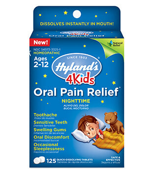 Hyland's 4Kids Oral Pain Relief Nighttime