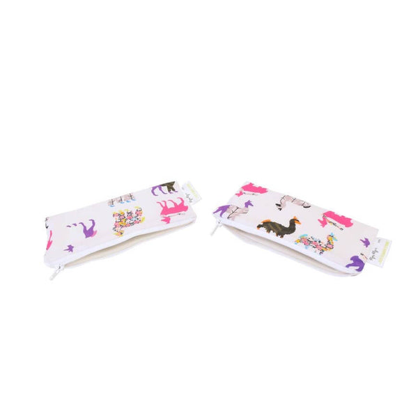 Itzy Ritzy Snack Happens Mini bags, 2 pack