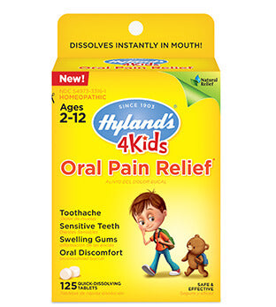 Hyland's 4Kids Oral Pain Relief
