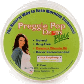 Preggie Pop Drops Plus