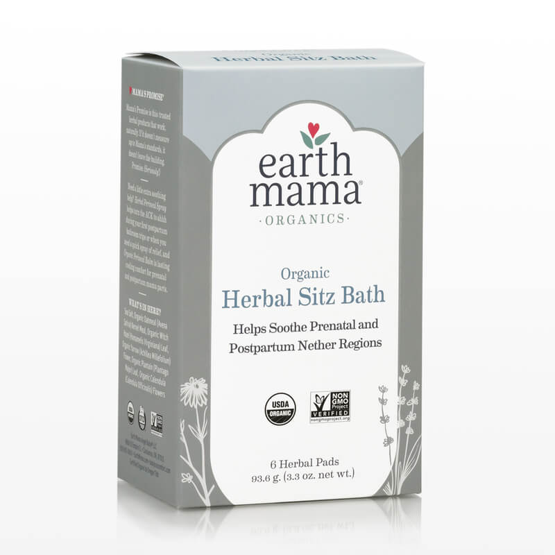 Organic Herbal Sitz Bath